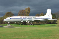 G-AOVF @ EGWC - exhibited at the RAF Museum at Cosford