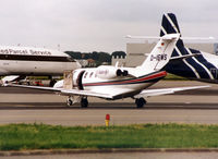 D-IEWS @ LFBO - Parked at the General Aviation area... - by Shunn311