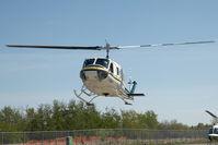 C-GLVI @ CYXJ - VIH Bell 205 - by Andy Graf-VAP