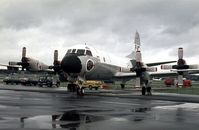 159327 @ FAB - P-3C Orion on display at the 1974 Farnborough Airshow. - by Peter Nicholson