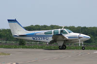 N227PC @ LNC - At Lancaster Airport, Texas