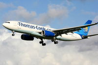 G-OJMC @ EGCC - Thomas Cook Airlines - by Chris Hall