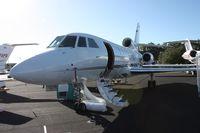 N51FE @ ORL - Falcon 50