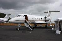 N77BT @ ORL - Gulfstream III