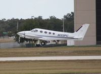 N133PC @ ORL - Cessna 340A - by Florida Metal