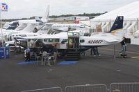 N208EP @ ORL - Cessna 208B