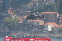19203 - Red Bull Air Race Porto- Portugal Navy- Westland WG-13 Lynx Mk95 - by Delta Kilo