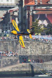 N19MX - Red Bull Air Race Porto-Matt Hall - by Delta Kilo
