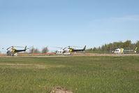 C-GPWO @ CYXJ - VIH Helicopters Ramp - by Andy Graf-VAP