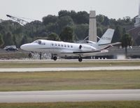 N372WC @ ORL - Cessna 560