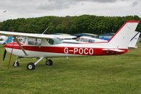 G-POCO @ EGBP - Visitor to the 2009 Great Vintage Flying Weekend. - by MikeP