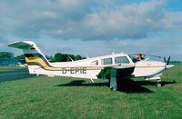 D-EPIE @ EDKB - Piper PA-28RT-201T Arrow IV at Bonn-Hangelar airfield - by Ingo Warnecke