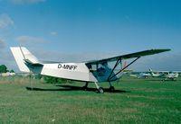 D-MNFF @ EDKB - Rans S-6 Coyote II at Bonn-Hangelar airfield - by Ingo Warnecke