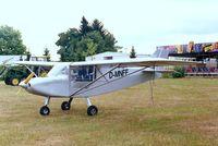 D-MNFF @ EDKB - Rans S-6 Coyote II  at the Bonn-Hangelar 90-year jubilee-airshow - by Ingo Warnecke