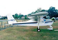 D-MNPS @ EDKB - Tecnam P.92 Echo at the Bonn-Hangelar 90-year jubilee-airshow - by Ingo Warnecke