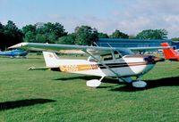 D-EDSG @ EDKB - Reims / Cessna FR.172K Hawk XP II at Bonn-Hangelar airfield - by Ingo Warnecke