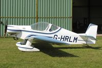 G-HRLM @ FISHBURN - Brugger Colibri MB2 at Fishburn Airfield, UK in 2005. - by Malcolm Clarke