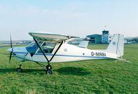 D-MRBI @ EDKB - Ikarus C42 at Bonn-Hangelar airfield - by Ingo Warnecke