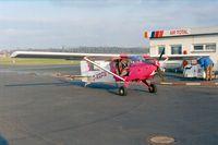 D-MUPW @ EDKB - Funk FK.9  at Bonn-Hangelar airfield - by Ingo Warnecke