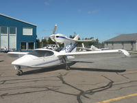 C-FIJW @ CYRQ - modern composites amphibian, visitor at NAS flying school - by Simon Fournier
