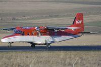 D-ILKA @ EDDR - take off run RW27