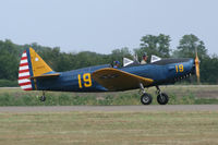 N193AR @ LNC - Warbirds on Parade 2009 - at Lancaster Airport, Texas - by Zane Adams