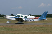 N3542W @ LNC - At Lancaster Airport, Texas