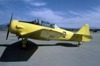 N86WW @ KSBD - KSBD 1981 Norton AFB Airshow