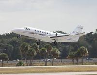 N570VP @ ORL - Cessna 560