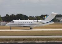 N601BE @ ORL - Challenger 601