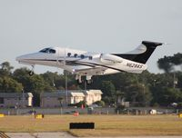 N629AS @ ORL - Embraer Phenom 100
