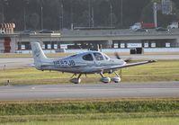 N682JB @ ORL - Cirrus SR22 - by Florida Metal