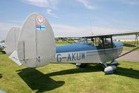 G-AKUW photo, click to enlarge