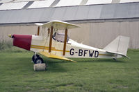 G-BFWD photo, click to enlarge