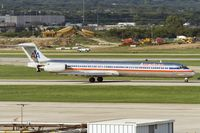 N297AA @ KSAT - taxying to the stand