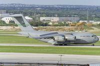 00-0175 @ KSAT - USAF C-17A - by FBE