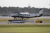 N719MS @ ORL - Cessna 208