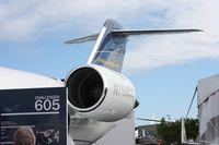 N769CC @ ORL - Challenger 605