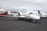 N804CV @ ORL - Cessna 560