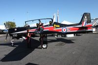 N822RS @ ORL - Short Brothers S312 Tucano