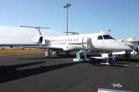 N835RP @ ORL - Private Embraer E135