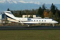 N555TF @ KPAE - KPAE Departing 34L to KSBP - by Nick Dean