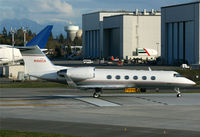 N300CR @ KPAE - KPAE regular visitor to the drome