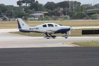 N915ML @ ORL - Cessna 400