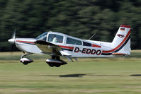 D-EDDO @ EBDT - touch down on the Diest runway - by Joop de Groot