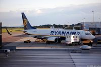 EI-DWE @ EHBK - Ryanair Boeing 737 - by Jan Lefers