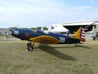 N51173 @ LNC - Warbirds on Parade 2009 - at Lancaster Airport, Texas