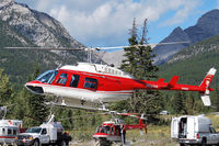 C-GALL @ CEW9 - Canmore - Municipal Heliport - by Tomas Milosch