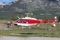 C-GALX @ CEW9 - Canmore - Municipal Heliport - by Tomas Milosch