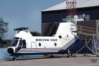 N360BV @ KILG - BV 360 ATD. Largest composite copter @ 1987. Wfu by late 90's. [K64 scan] - by John Hevesi
